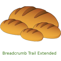 Breadcrumb Trail Extended